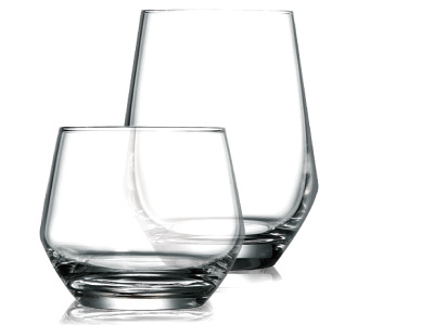 VASO AGUA LIMA 38 CLS.